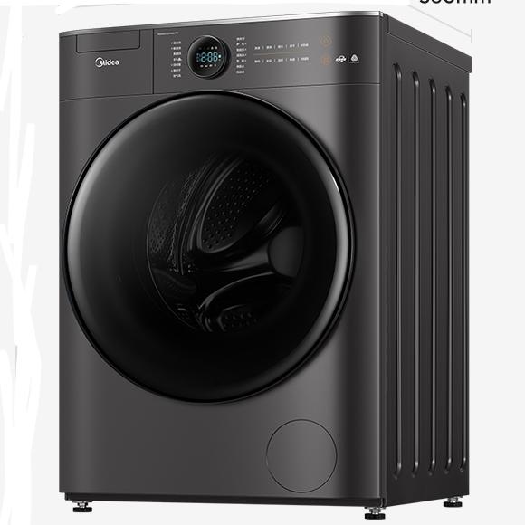 新品发售 : Midea 美的 MD100CQ7PRO-T1T 10公斤 洗烘一体机