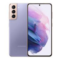 12期免息:SAMSUNG 三星 Galaxy S21 5G智能手机 8GB+128GB