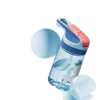 BabyCare Tritan吸管杯 240ml 海雾蓝 3岁+ RWA009-240A