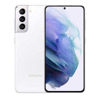 SAMSUNG  Galaxy S21 5G手机 8GB 256GB 丝雾白