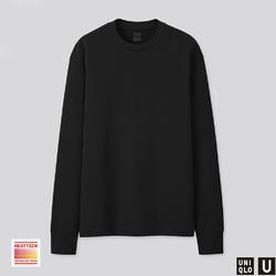 UNIQLO 优衣库 U系列 HEATTECH 432513 男士T恤