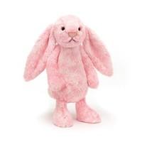 黑卡会员:jELLYCAT 邦尼兔 经典害羞系列 牡丹粉小兔 中号 31cm