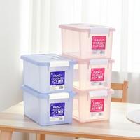 IRIS 爱丽思 塑料手提收纳盒 30.5*20.13.8cm
