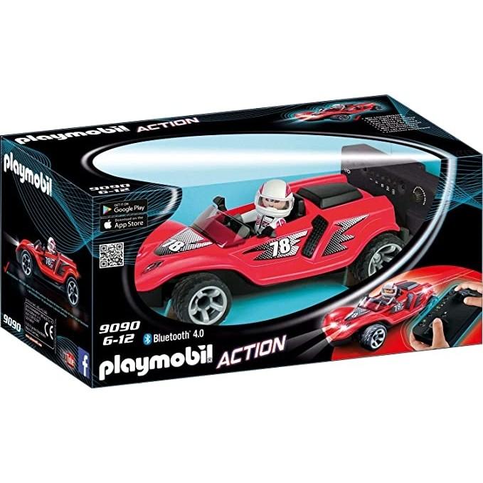 playmobil 摩比世界 Action 9090 RC-Rocket 遥控车
