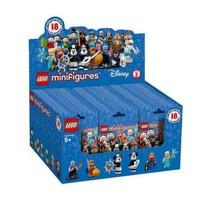 乐高(LEGO)积木 抽抽乐盲盒71024  迪士尼第2季人仔盲袋 *3件