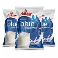 安佳 成人全脂奶粉 1KG*3袋