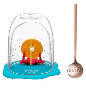 COSTA 有钳玻璃杯 大愉大乐/上上签马克杯