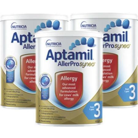 Aptamil 爱他美 深度水解奶粉 3段 900g *3罐