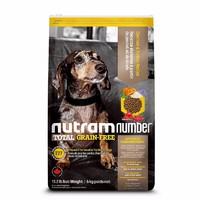 京东PLUS会员:nutram 纽顿 T27 无谷鸡肉配方狗粮 6kg