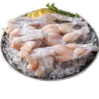 中洋鱼天下 国产四去牛蛙 净重600g 3-4只装*7 + 中洋鱼天下 国产免浆去骨黑鱼片300g*3 +凑单品