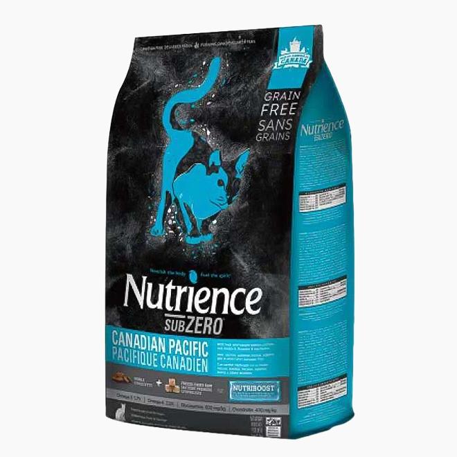 NUTRIENCE 哈根纽翠斯 黑钻海洋 鱼肉冻干全猫粮 11磅