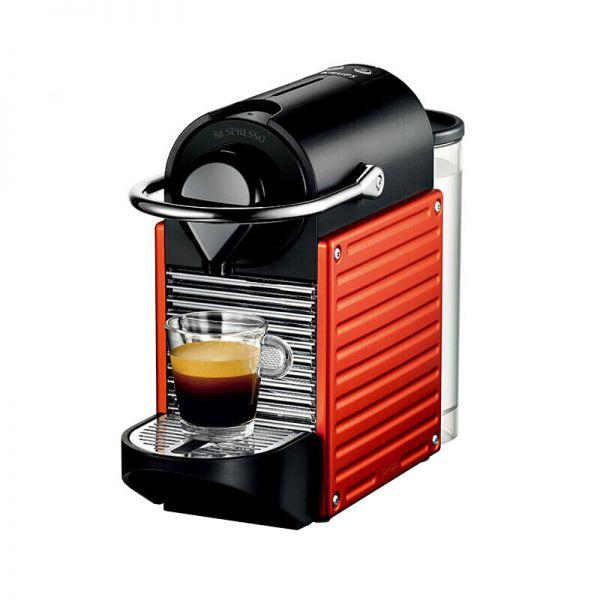 奈斯派索全自动胶囊咖啡机 Pixie C61-CN-RE-NE(红色)(附带14颗胶囊)12