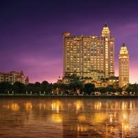 广州星河湾酒店 豪华园景房2晚(含2大2小早餐)