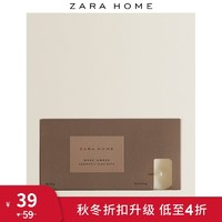 Zara Home深色琥珀香型香薰蜡烛生日礼物礼品12g×8 41049705737