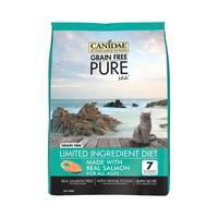 CANIDAE 卡比 天然无谷三文鱼猫粮 10磅/4.5kg