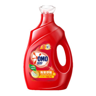 OMO 奥妙 除臭抑味系列 洗衣液 3kg