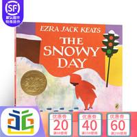英文原版进口The Snowy Day 下雪天 儿童绘本 廖彩杏书单