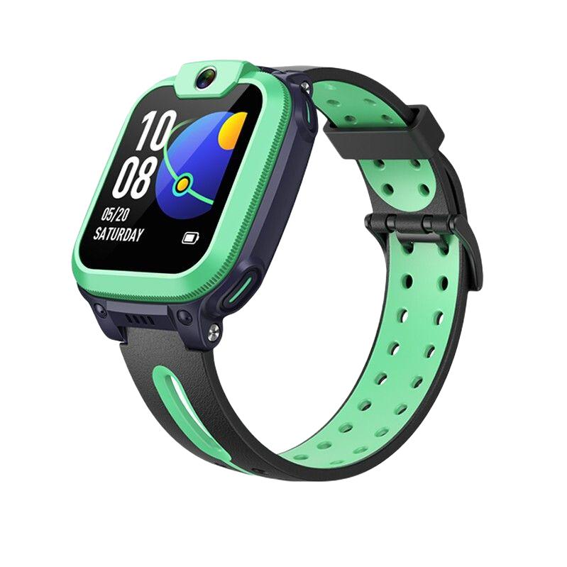小天才 Q系列 Q1A 智能手表 黑色 黑绿色 硅胶