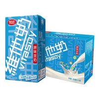 京东PLUS会员、有券的上:vitasoy 维他奶 原味豆奶 250ml*16盒 *3件