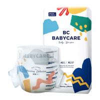 BabyCare 艺术大师系列 弱酸纸尿裤 XL42片 *2件