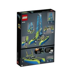 88VIP : LEGO 乐高 机械组系列 42105  漂浮双体船