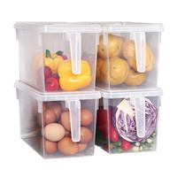 京东PLUS会员:BELO 百露 冰箱保鲜收纳盒 3个装 *4件