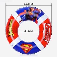 佑游 超级英雄图案 游泳圈 66cm