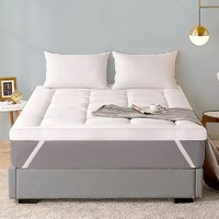 CELEN 防滑抑菌透气折叠床垫子 150*200*6cm 升级款