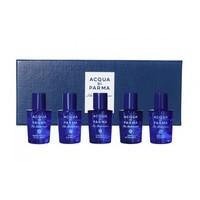 ACQUA DI PARMA 帕玛尔之水 蓝色地中海 风情香水套装 5ml*5瓶