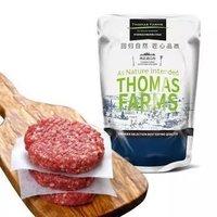 THOMAS FARMS 澳洲安格斯牛肉饼 500g(5片) *3件