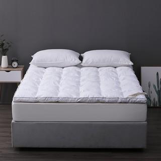 SHERWOOD 喜屋 全棉立体加厚珍珠棉床垫 1.5m床 厚5cm