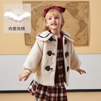 唯品尖货:Mini Balabala 迷你巴拉巴拉 女童外套