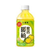 SUNTORY 三得利 蜜香暖橙/暖柚/果茶/奶茶热饮 350ml*6瓶