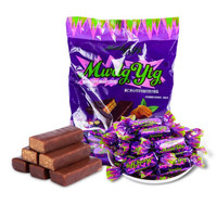 裕博 紫皮糖 500g          *3件