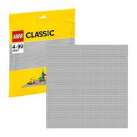 LEGO 乐高 Classic经典系列 10701 灰色底板