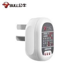 BULL 公牛 GNJ-01验电器插座 多功能电源极性测电器