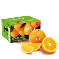 京东PLUS会员:NONGFU SPRING 农夫山泉 17.5°橙 赣南脐橙 3kg
