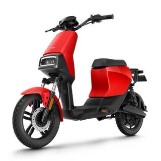 小牛电动 G1 60新国标电动自行车 锂电池两轮电动车成人代步电动车动力版 红色 动力版