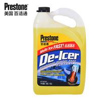 Prestone 百适通 冬季玻璃水-37°C 玻璃清洗剂 1.93L *6件