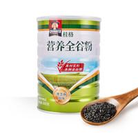 桂格(QUAKER) 养生全谷粉 黑芝麻风味 早餐燕麦片粉 *4件