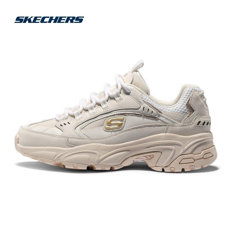 Skechers 斯凯奇 149017 女士休闲运动鞋