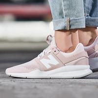 NB 247系列女款运动鞋减震透气网面跑步鞋