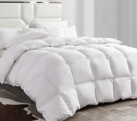 CELEN 羽绒被子欧洲进口95%白鹅绒被芯80支全棉秋冬盖被200*230cm(1.5/1.8m)