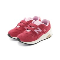 New Balance 580系列 女子中童粉红色运动鞋