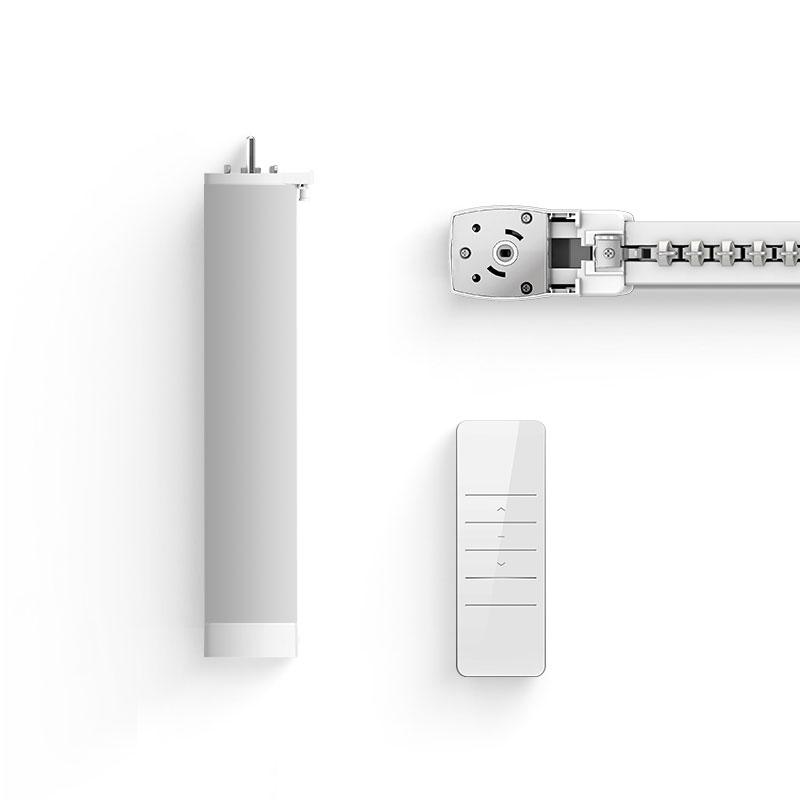 YAKONG 智能窗帘电机+3m内轨道+遥控