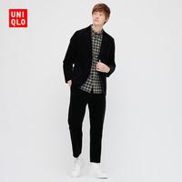 UNIQLO 优衣库 431472 男款格子衬衫