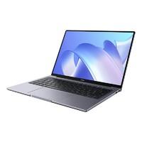 HUAWEI 华为 MateBook 14 2021款 14.0英寸轻薄笔记本 银色 (酷睿i7-1165G7、MX450、16GB、512GB SSD、2K、KLVD-WFE9)