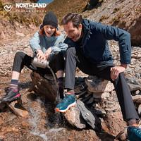 诺诗兰SKY 2.0 GORE-TEX防水健行鞋男女情侣弹力减震徒步登山跑鞋