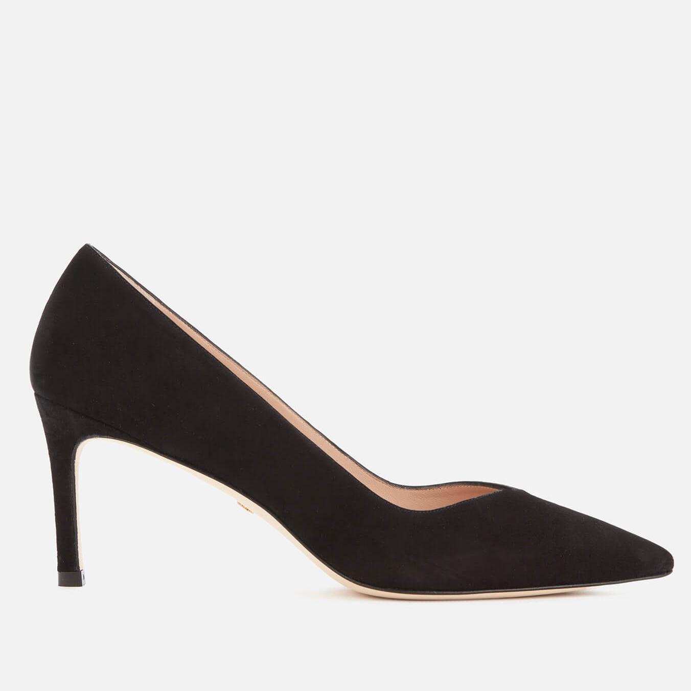 Stuart Weitzman 斯图尔特·韦茨曼 女士绒面高跟鞋