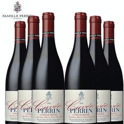 佩兰家族 珍藏罗纳河谷丘AOC 干红葡萄酒 750ml*6支